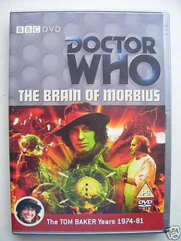Doctor Who - The Brain Of Morbius (DVD, 2008) - Tom Baker